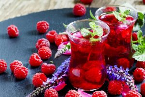 dieters red tea