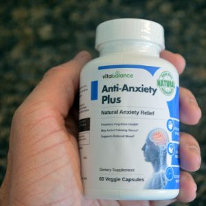 ant anxiety and stress supplement