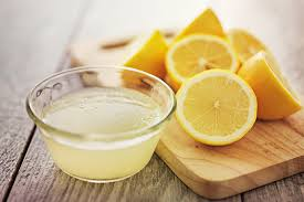 lemon juice for heartburn