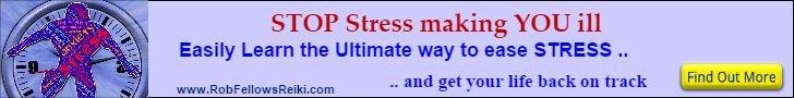 reiki stress