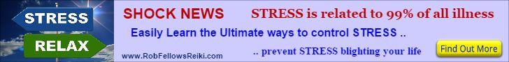 reiki to relieve stress