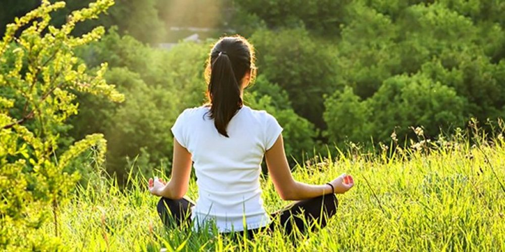 How To Relieve Stress By Meditation