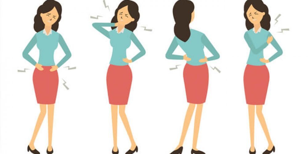 Stress And Body Aches, What Is It And What You Can Do