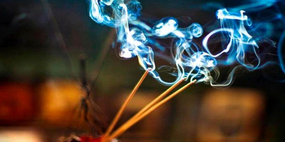 Incense Sticks Benefits